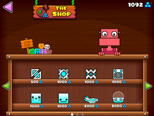Geometry Dash World screenshot 8
