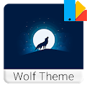 Wolf Xperia™ Theme icon