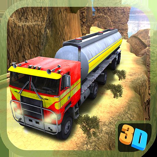 Oil Tanker Truck Transport Sim