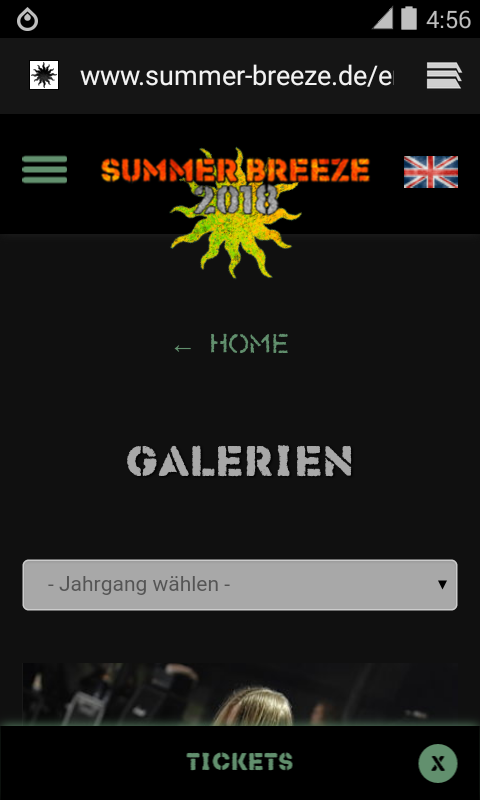 SUMMER BREEZE 2018- screenshot