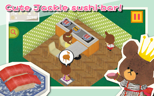 Sushi-bars - the bears' school - náhled