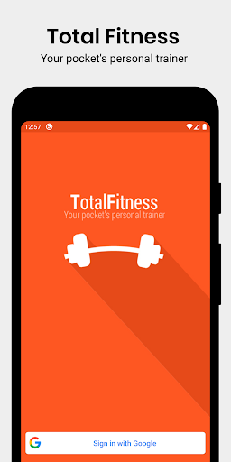 Total Fitness - Gym & Workouts 3.0.4 screenshots n 1