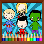 Coloring For Paint Kids Apk