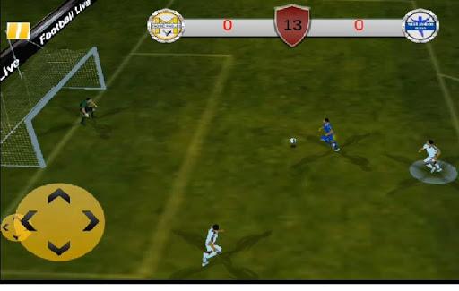 Ultimate Football-Soccer Free 1.0 screenshots 2