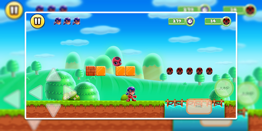 Ladybug Adventure - World Jungle cheat screenshots 1
