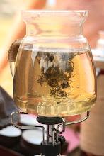 Photo: Выездная чайная церемония на летнем фестивале Арт-Поле, 2012  Заказ чайной церемонии по тел. +38044 451 4283, киевский Чайный Клуб.  Подробности на сайте: http://www.cha.com.ua/uznai-bolshe/o-klube/karta-uslug/visiting-tea-ceremony