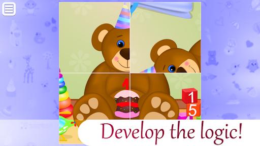 BabyMagica: Puzzles  captures d'u00e9cran 2