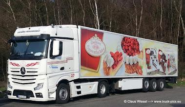 Photo: Torten truck ---> www.truck-pics.eu <---