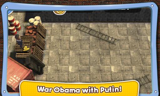 Obama Defence From Conteder