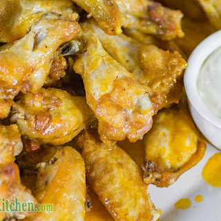The Best Low Carb Buffalo Wings.