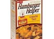 Hamburger Helper...with A Twist! Recipe
