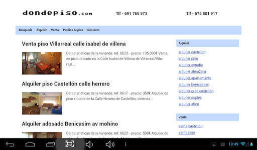Dondepiso screenshot 8