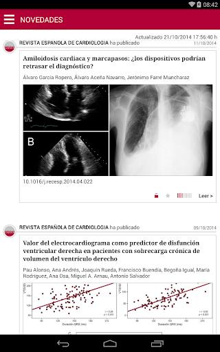 aea692897d0de ... Revista Española Cardiología screenshot 6 ...