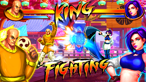 The King Fighters of Street screenshots 10