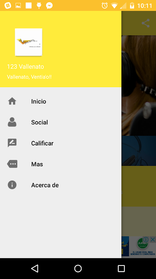 123 Vallenato- screenshot