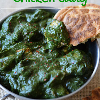 Saag Masala Recipes.