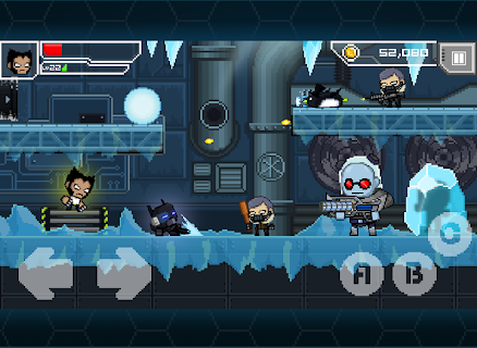 HERO-X screenshot 17