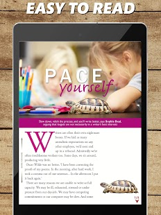 Writing Magazine- screenshot thumbnail