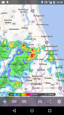 MyRadar Weather Radar - screenshot