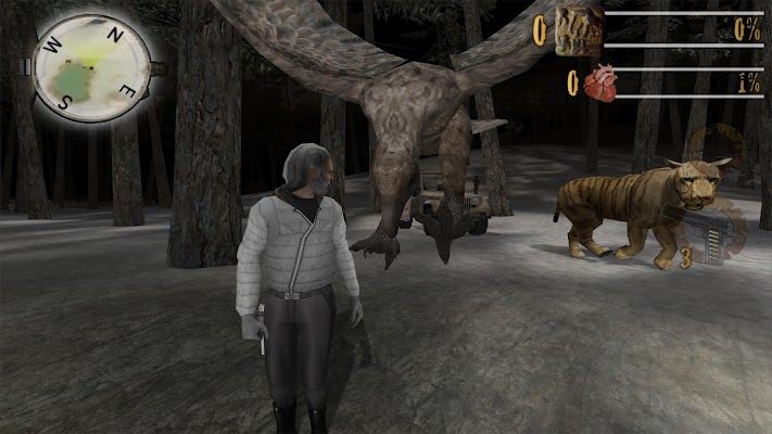 Zombie Fortress : Ice Age - screenshot