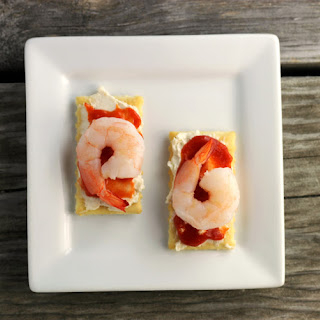 Shrimp Cream Cheese Crackers Recipes