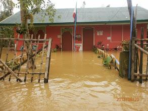 Photo: Koulu on suljettu