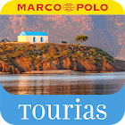 Kos Travel Guide - TOURIAS icon