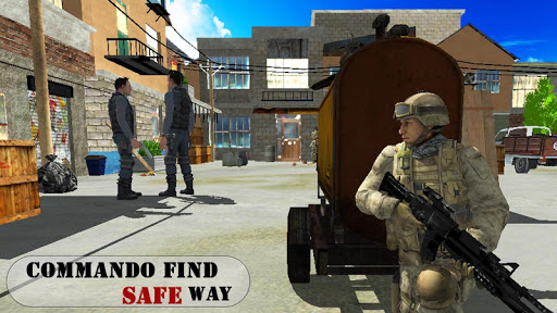 Commando Missions Combat Fury  screenshots 1