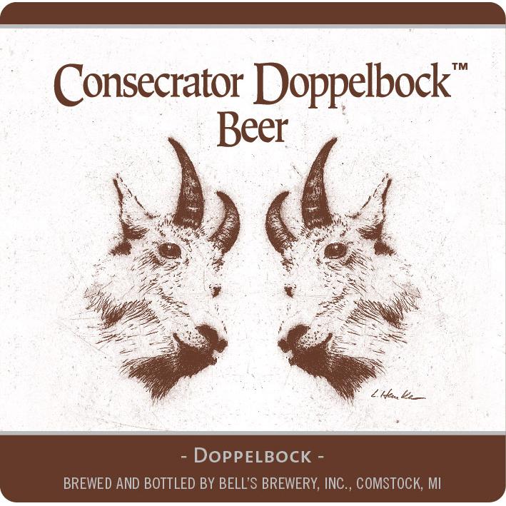 Logo of Bell's Consecrator Dopplebock
