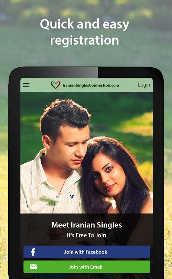 IranianSinglesConnection - Iranian Dating App- screenshot