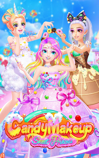 Sweet Princess Candy Makeup 1.4 screenshots 1