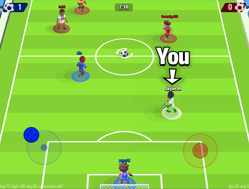 Soccer Battle screenshots 10