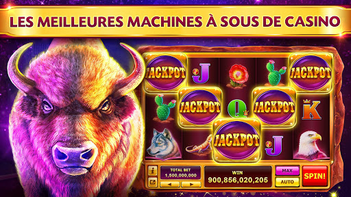 Caesars Casino Slots - Machines à Sous screenshot 3
