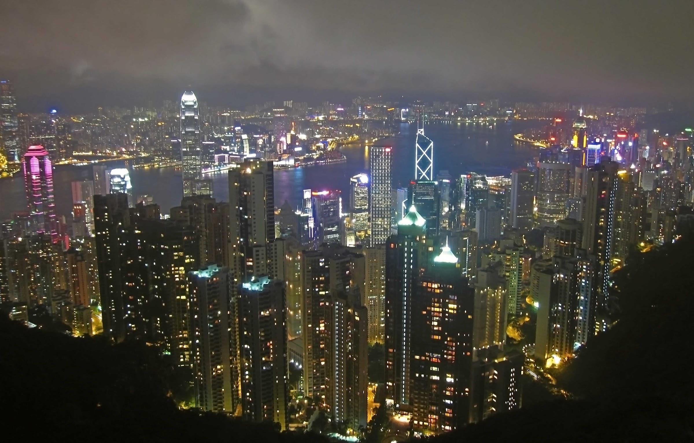Hong Kong Gezi Notları