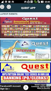 QUEST BBSR- screenshot thumbnail