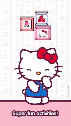 Hello Kitty u2013 Activity book for kids apktram screenshots 1