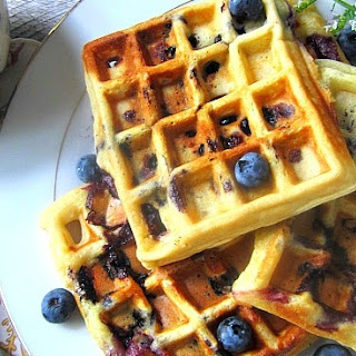 Frozen Waffles Breakfast Recipes