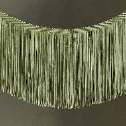 Frans 20cm - mintgrön