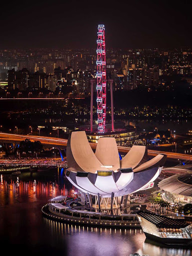 art-science-museum-singapore.jpg - The Lotus flower shaped ArtScience Museum in Marina Bay Sands, Singapore.