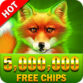 Red Fox - Free Vegas Casino Slots Machines Android APK Download Free By Prestige Games Inc.
