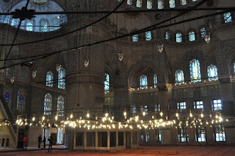 Photo: Blue Mosque - Istanbul