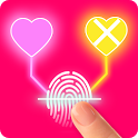 Finger Love Calculator Test Prank icon