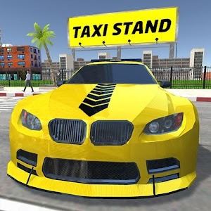 Taxi Driver 3D Simulator Game for PC and MAC