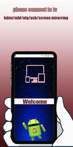 Phone Connector To TV Usb(hdmi/otg/mhl/wifi) screenshot 1