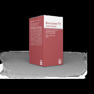 Broncochem F Adultos   x120Ml.SIE Dextrometorfano Clenbuterol Cetirizina