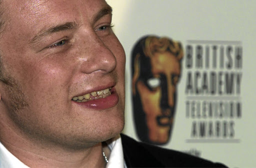 British celebrity chef Jamie Oliver. Picture: REUTERS