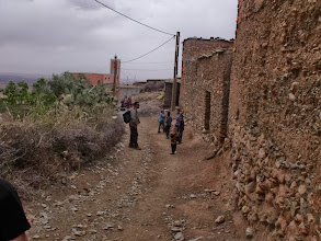 Photo: The village where we stopped for lunch.