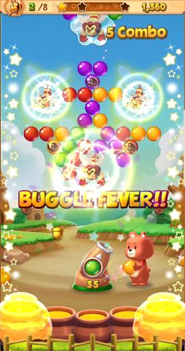 Bubble Buggle Pop: Free Match & Shooter Puzzle apkslow screenshots 14