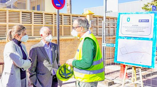 Aprobadas otras cuatro obras para mejorar la red de saneamiento en Roquetas