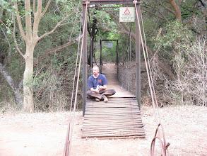 Photo: Ithala Game Reserve. Pongola Picnic Site